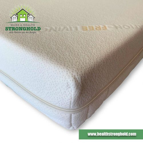 Toxin-Free Baby Mattress by GEOVITAL Austria available world-wide