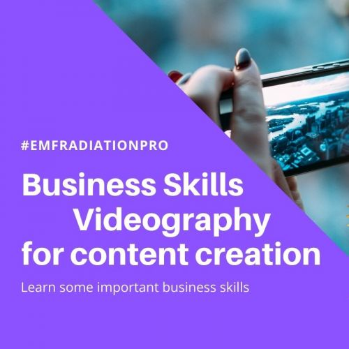 EMF business skills Videography
